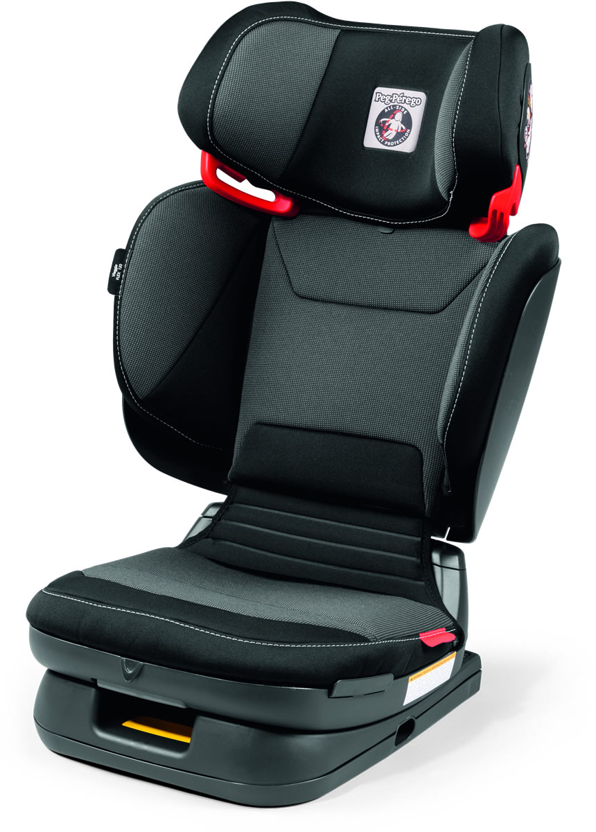 Peg-Perego Viaggio Flex 120 Booster Car Seat - Crystal Black