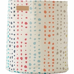 Petit Pehr Hamper - Painted Dots