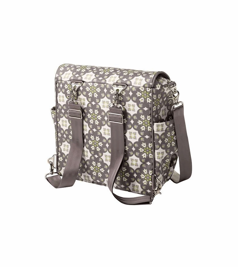 boxy backpack diaper bag review petunia pickle bottom boxy backpack electric citrus baby. Black Bedroom Furniture Sets. Home Design Ideas