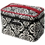 Petunia Pickle Bottom Travel Train Case Frolicking in Fez