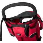 Phil & Ted Hangbag in Red
