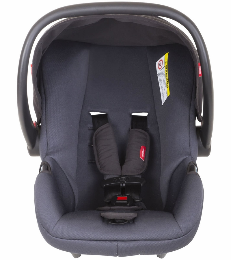 phil teds alpha infant car seat black. Black Bedroom Furniture Sets. Home Design Ideas