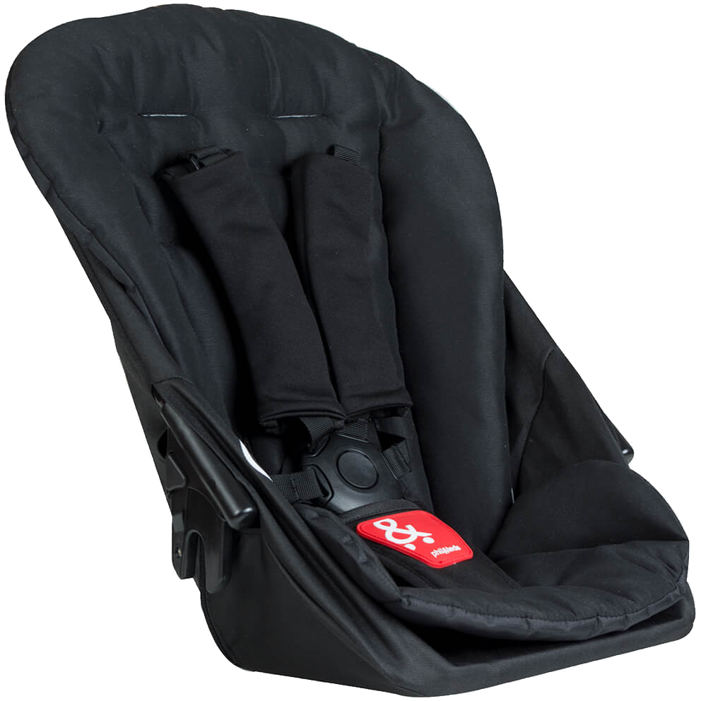 Phil & Teds Dash Double Kit - Black