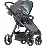 Phil & Teds Smart Buggy V3 - Graphite