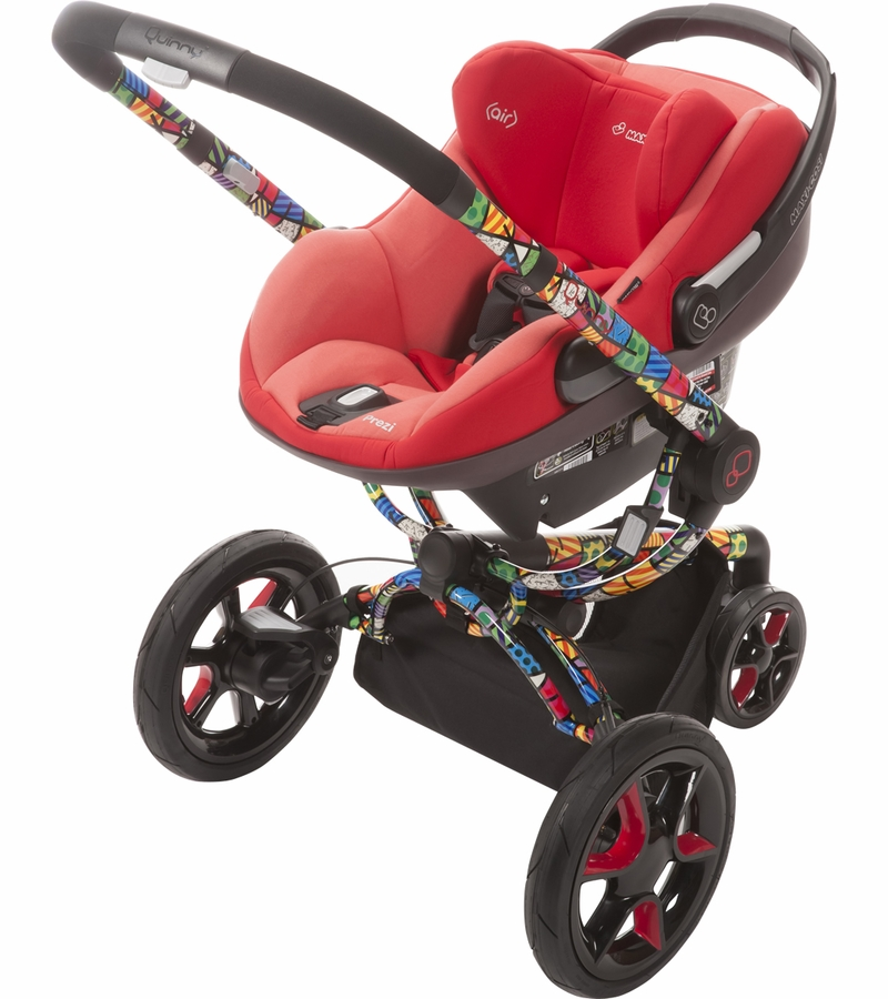 Quinny Britto Moodd Stroller (Chis Only)