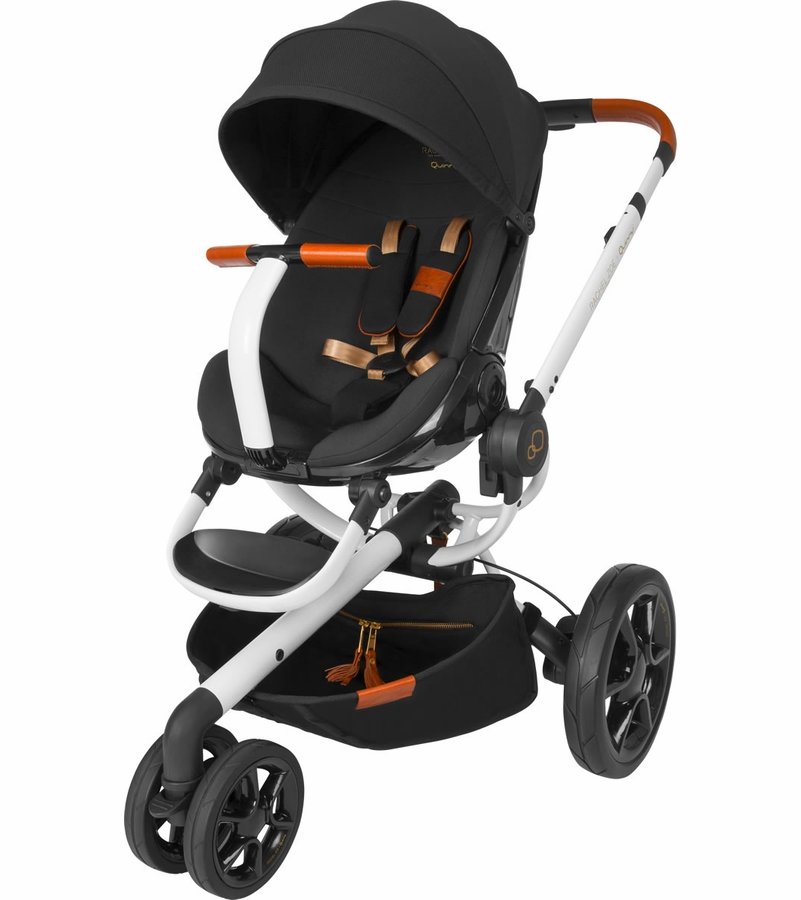 Quinny moodd stroller jet set by rachel zoe for Housse quinny moodd