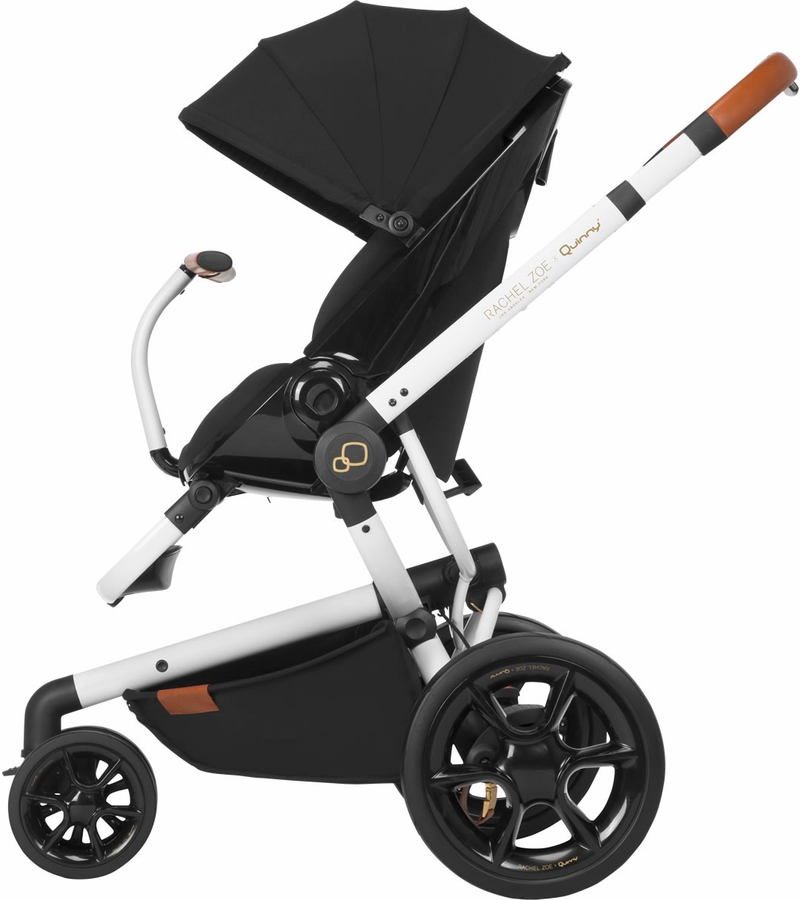 quinny moodd stroller jet set by rachel zoe. Black Bedroom Furniture Sets. Home Design Ideas