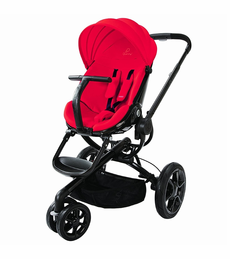 Quinny moodd stroller red envy for Housse quinny moodd