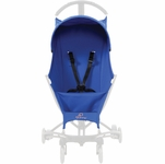 Quinny Yezz Stroller Cover - Blue Track