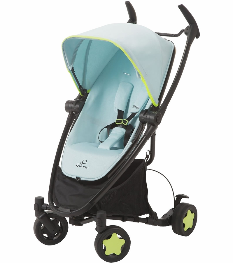 QUINNY Zapp Xtra Stroller - South Beach Blue