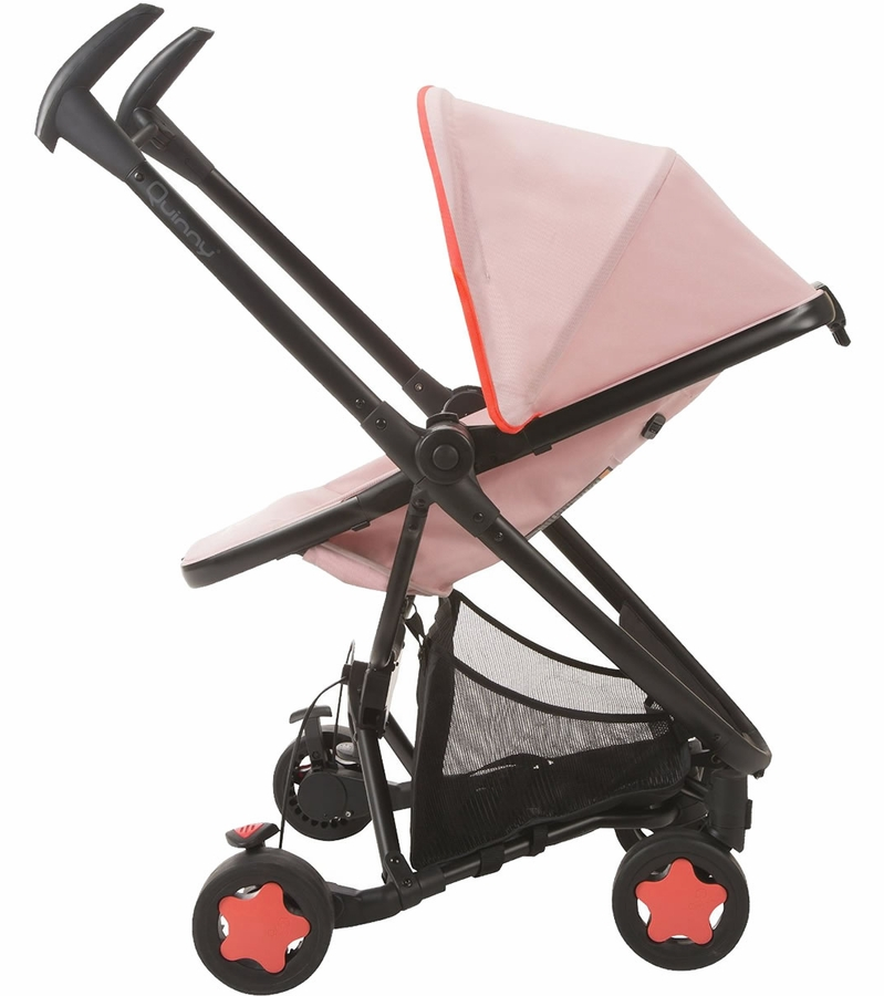quinny zapp xtra stroller south beach pink. Black Bedroom Furniture Sets. Home Design Ideas
