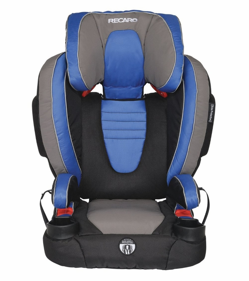 recaro performance booster sapphire. Black Bedroom Furniture Sets. Home Design Ideas