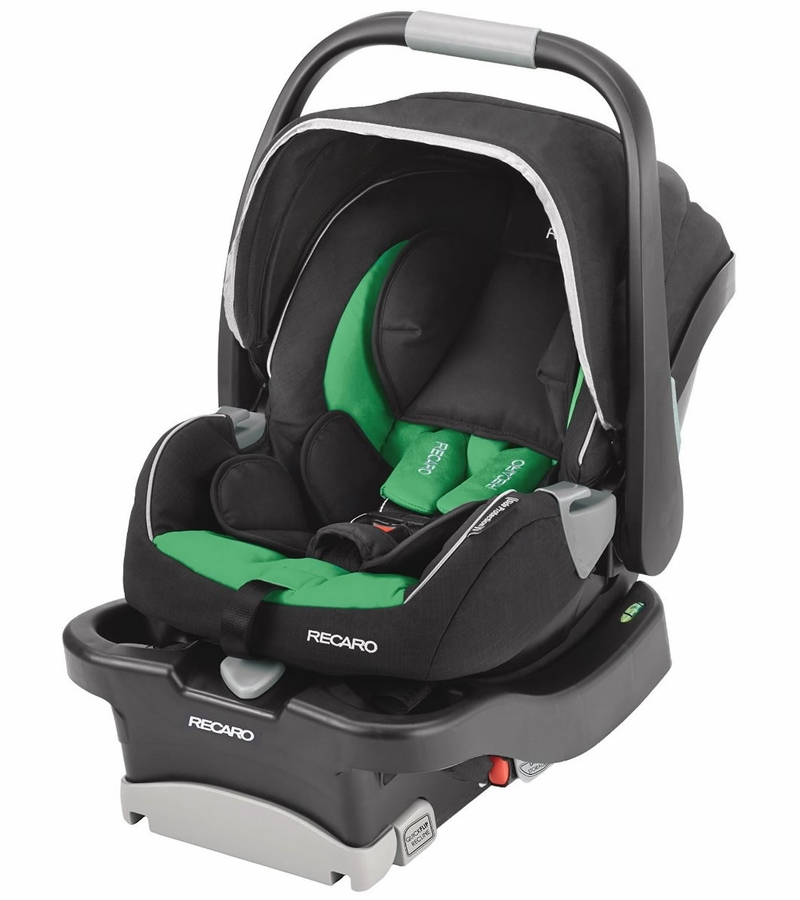 recaro performance coupe infant seat fern. Black Bedroom Furniture Sets. Home Design Ideas
