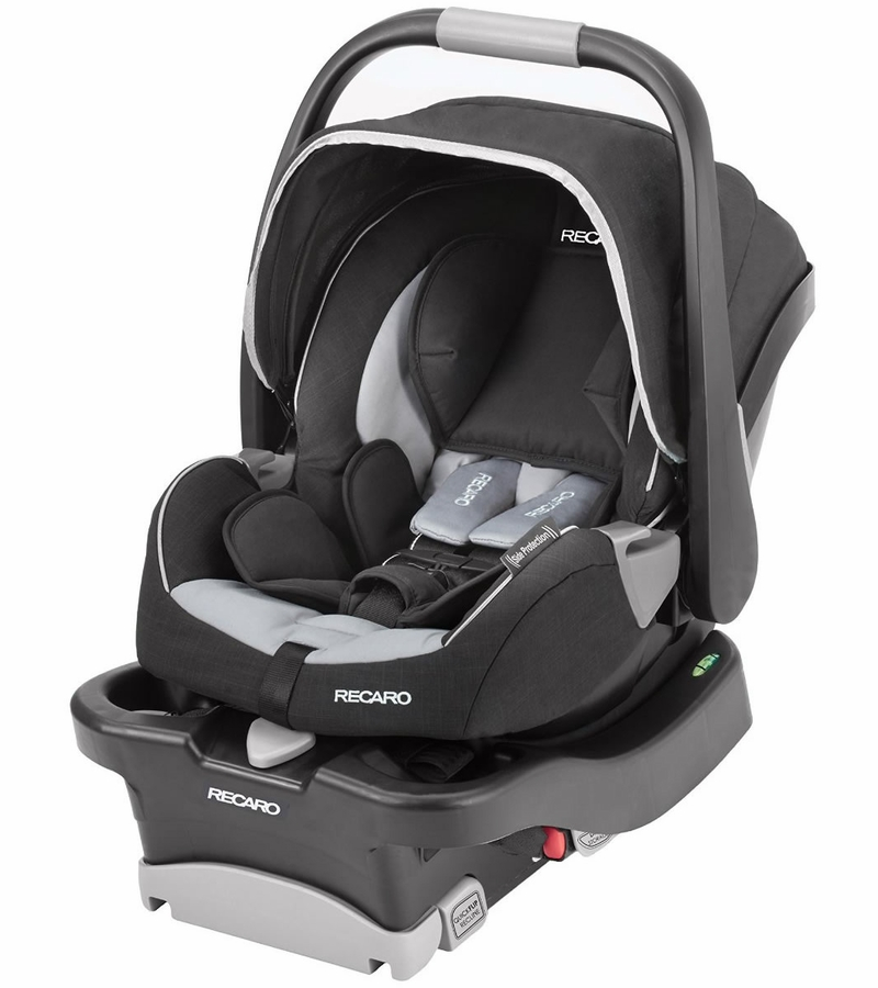 recaro performance coupe infant seat granite. Black Bedroom Furniture Sets. Home Design Ideas