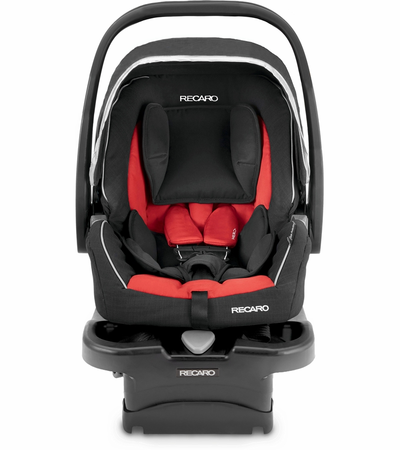 recaro performance coupe infant seat scarlet. Black Bedroom Furniture Sets. Home Design Ideas