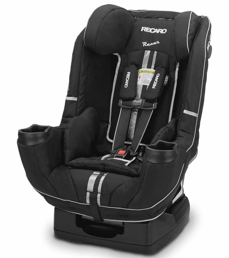 recaro performance racer convertible car seat midnight. Black Bedroom Furniture Sets. Home Design Ideas