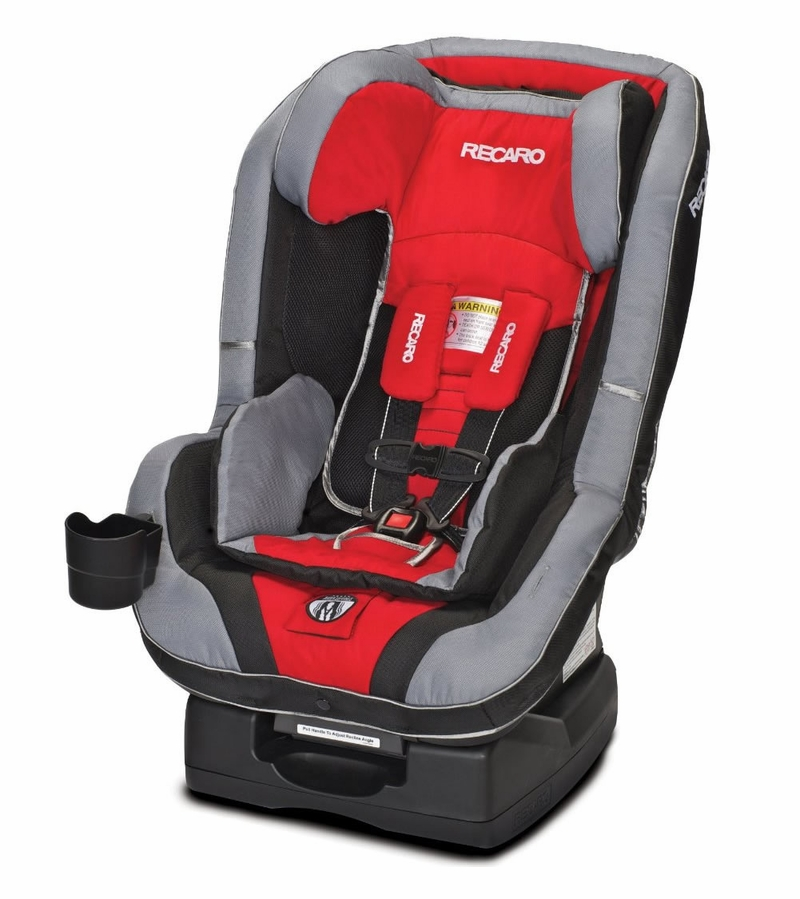 recaro performance ride convertible car seat redd. Black Bedroom Furniture Sets. Home Design Ideas