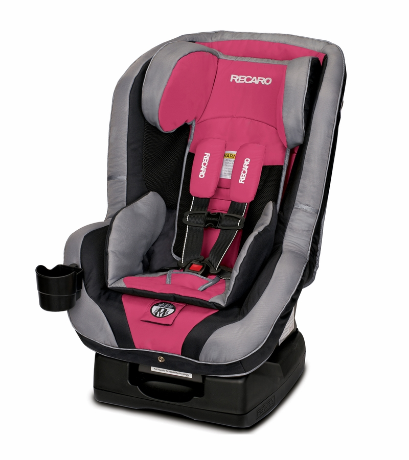 recaro performance ride convertible car seat rose. Black Bedroom Furniture Sets. Home Design Ideas