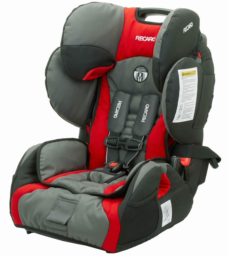 Attrayant RECARO Performance SPORT Combination Harness To Booster Car Seat   Blaze