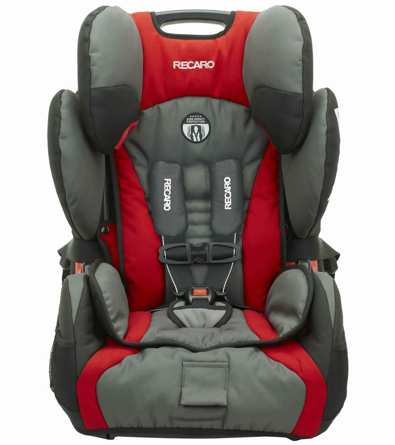 RECARO Performance SPORT Combination Harness to Booster Car Seat  Blaze