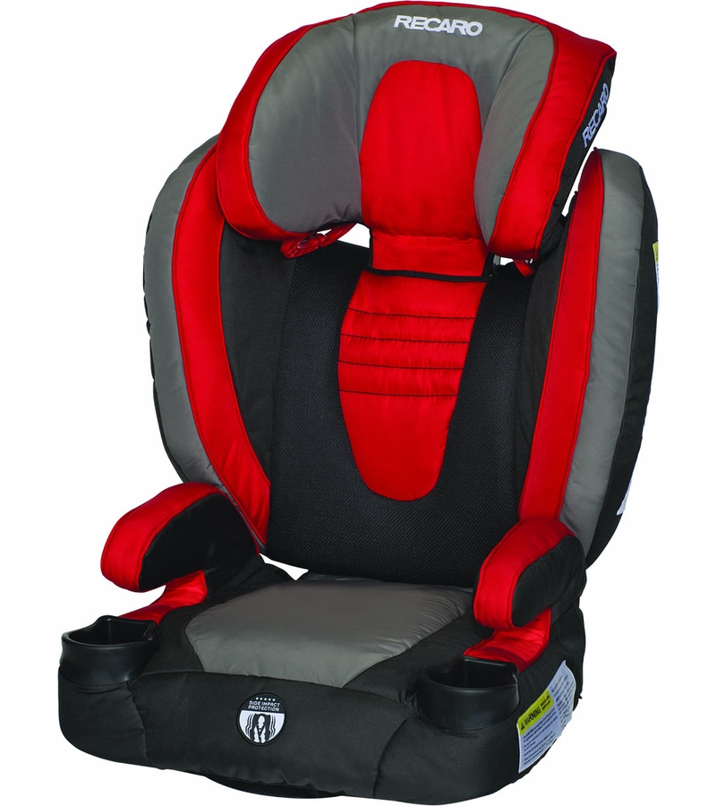 recaro probooster xl car seat ruby. Black Bedroom Furniture Sets. Home Design Ideas