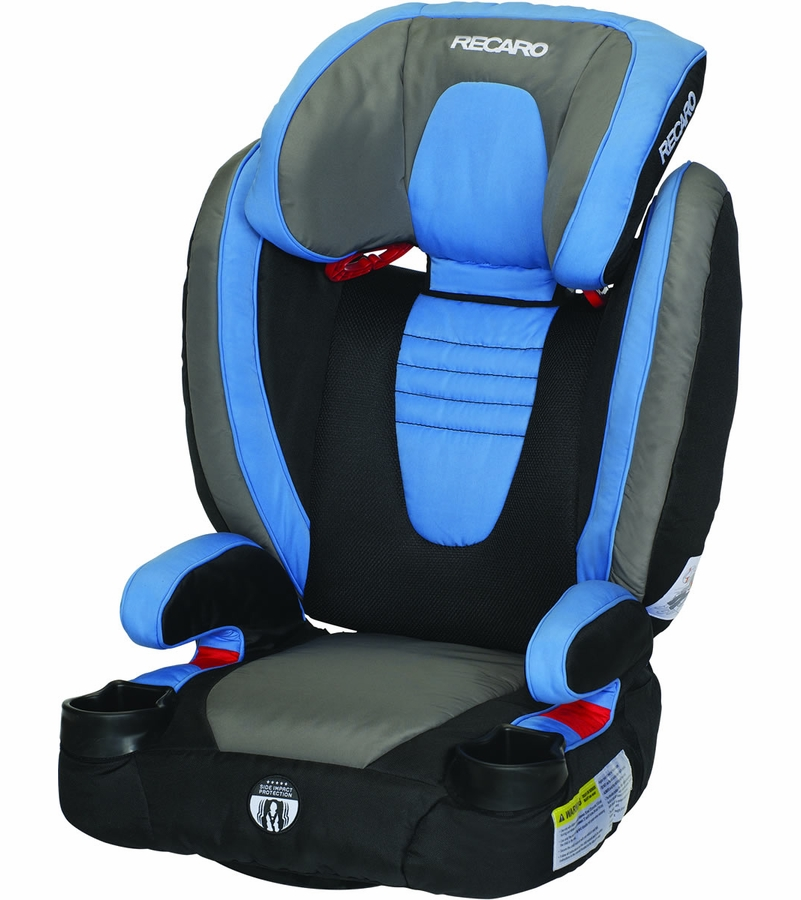 recaro probooster xl car seat skye. Black Bedroom Furniture Sets. Home Design Ideas