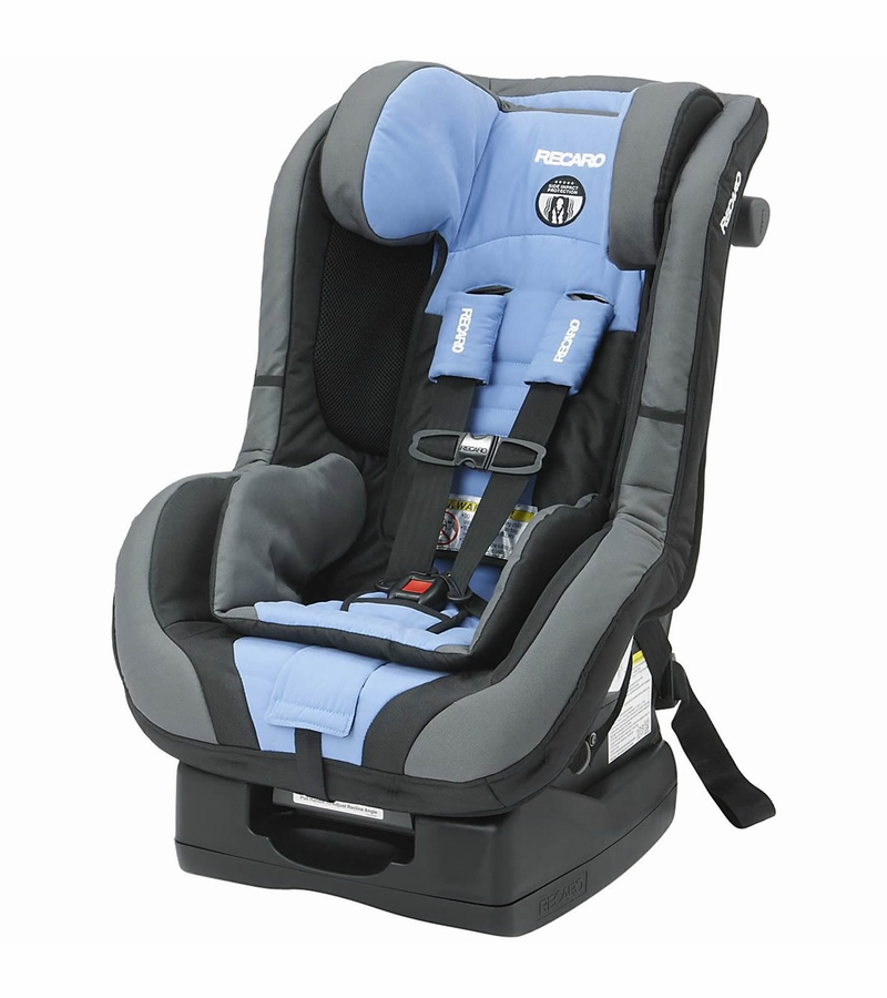 recaro proride convertible car seat blue opal. Black Bedroom Furniture Sets. Home Design Ideas