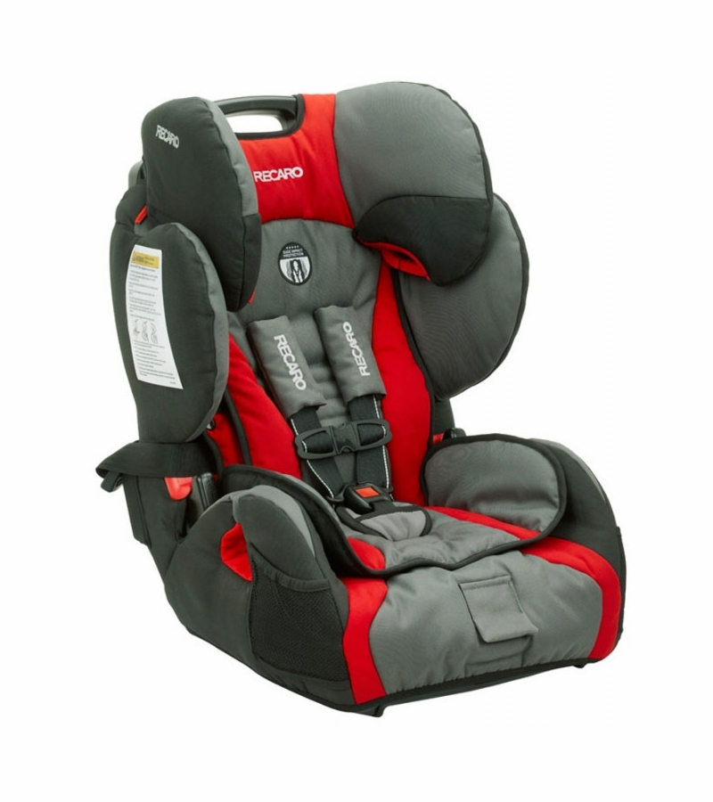 recaro prosport combination booster car seat blaze. Black Bedroom Furniture Sets. Home Design Ideas