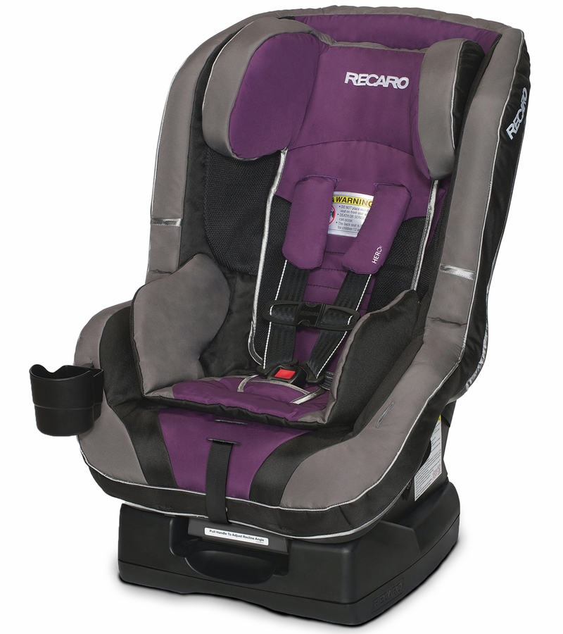recaro roadster convertible car seat plum. Black Bedroom Furniture Sets. Home Design Ideas
