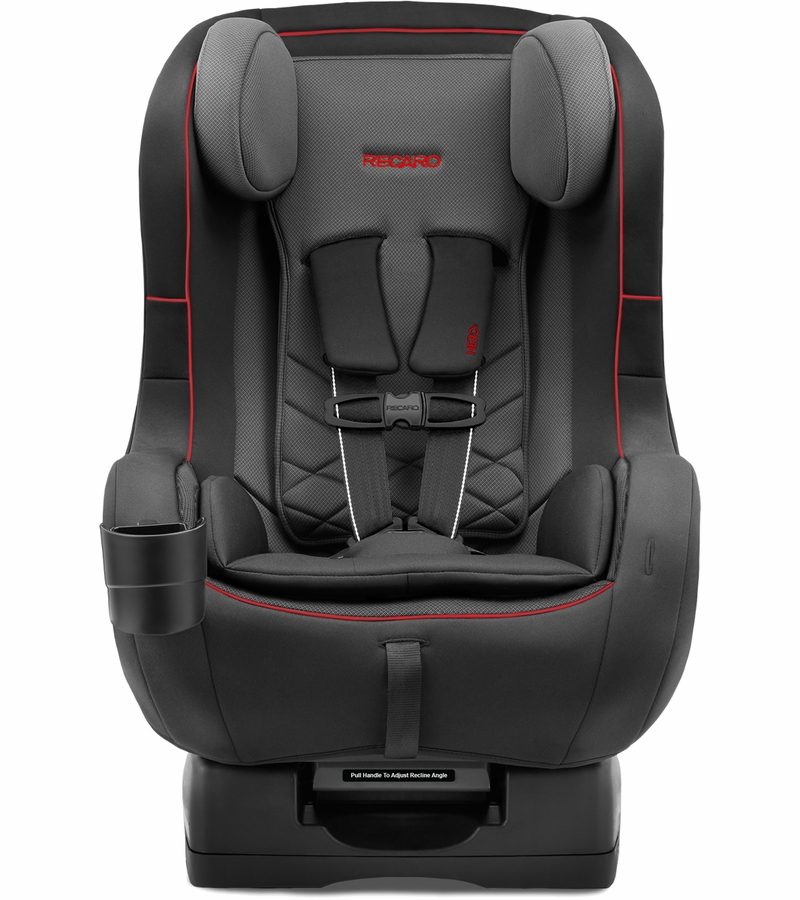 recaro roadster xl convertible car seat sprint black. Black Bedroom Furniture Sets. Home Design Ideas