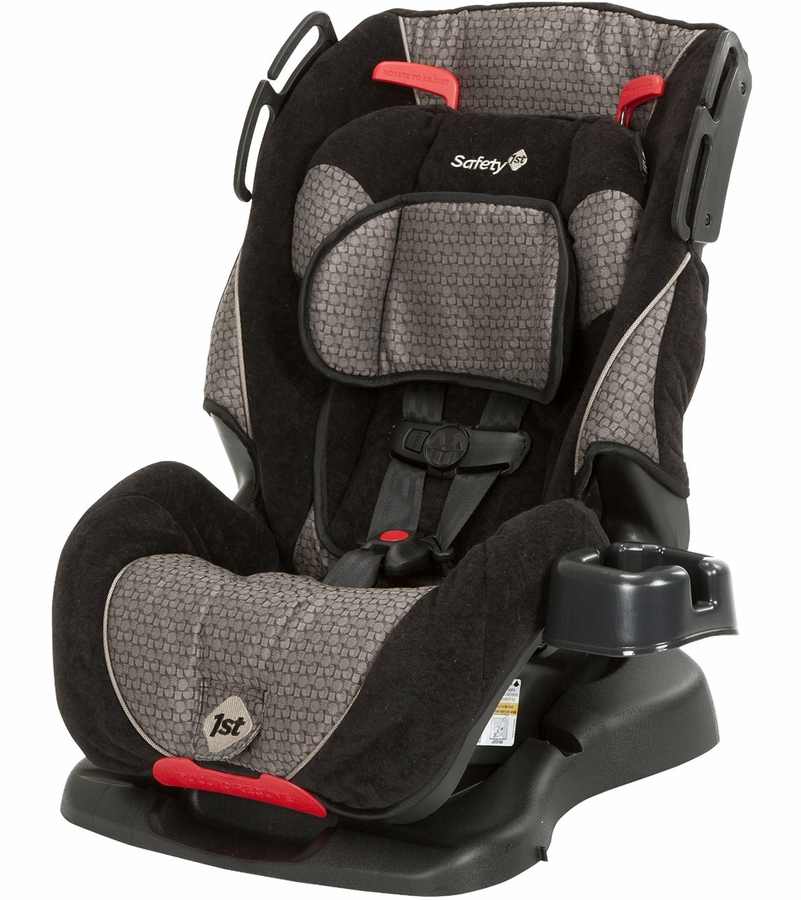 safety 1st 2013 all in one convertible car seat dorian. Black Bedroom Furniture Sets. Home Design Ideas