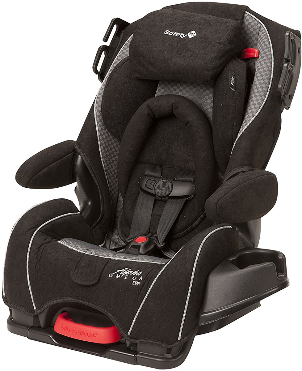 Safety 1st Alpha Omega Elite 3-in-1 Convertible Car Seat ...
