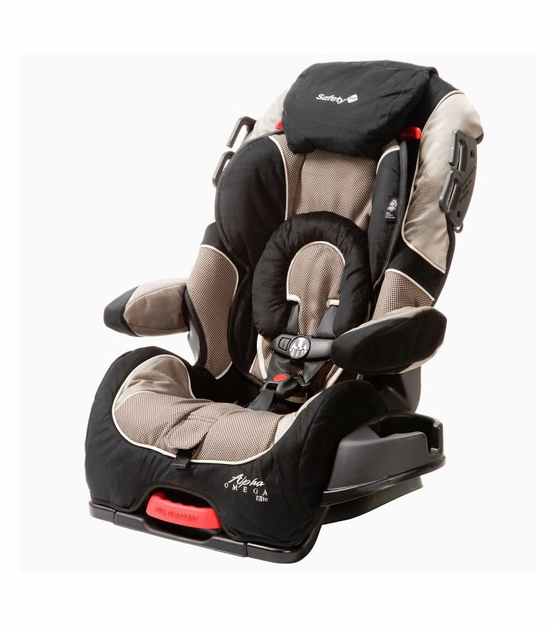Safety 1st CC055 Alpha Omega Elite Convertible Car Seat - Beaumont