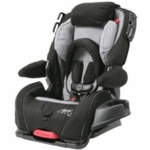 Safety 1st CC061 Alpha Omega Elite Convertible Car Seat Titanium