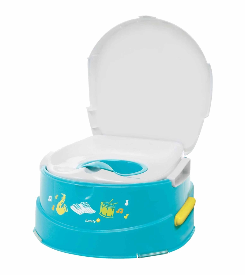 sc 1 st  Albee Baby & Safety 1st Musical Talkin Potty Trainer and Step Stool - Blue islam-shia.org