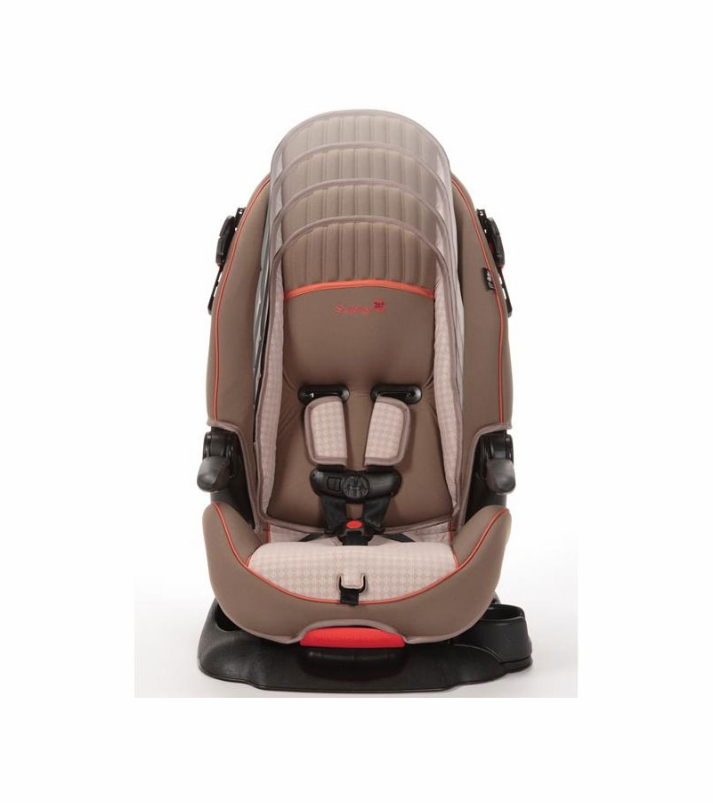Safety 1st Summit Deluxe High Back Booster Car Seat - 22566CCT