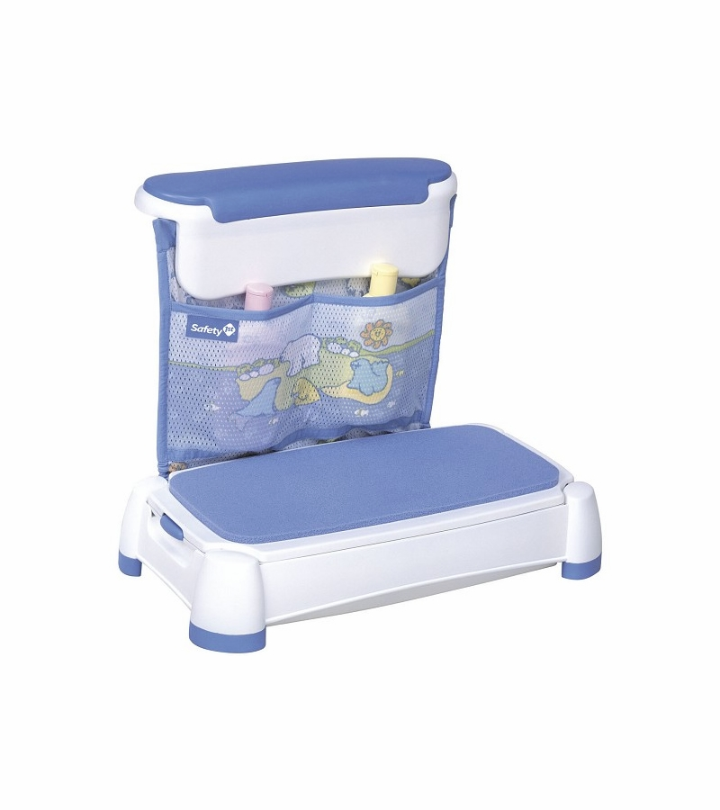 Baby Bath Tub With Step Stool Summer Infant Comfort