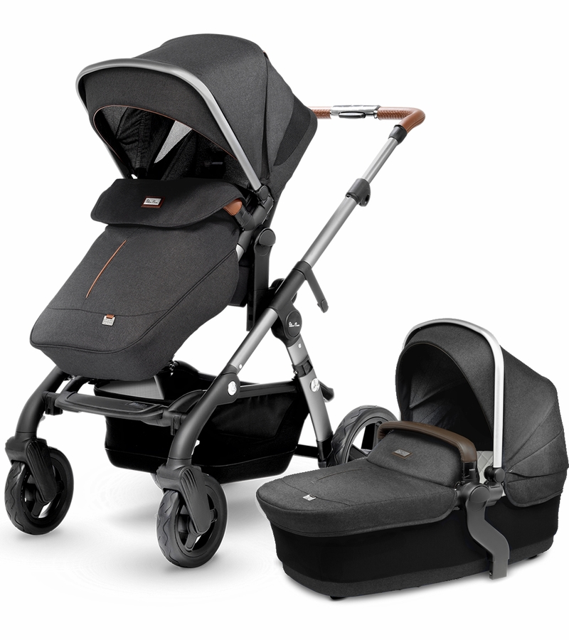 Silver Cross Wave Stroller Granite