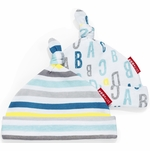 Skip Hop ABC-123 Baby Hat Set - Blue