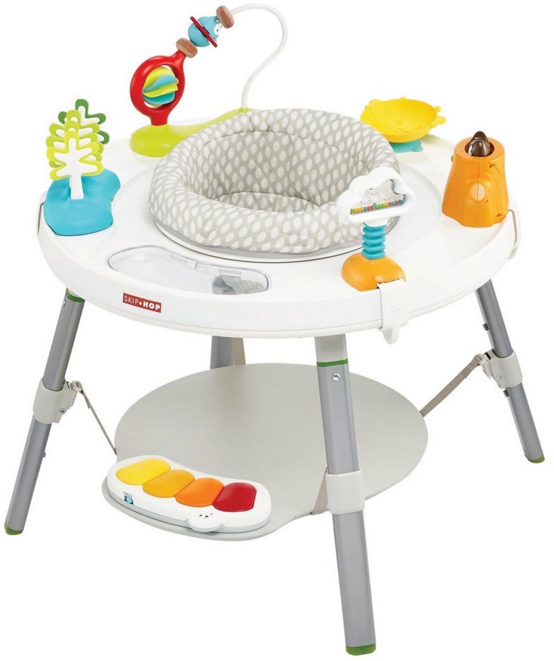 Skip Hop Explore & More Baby?s View 3-Stage Activity Center