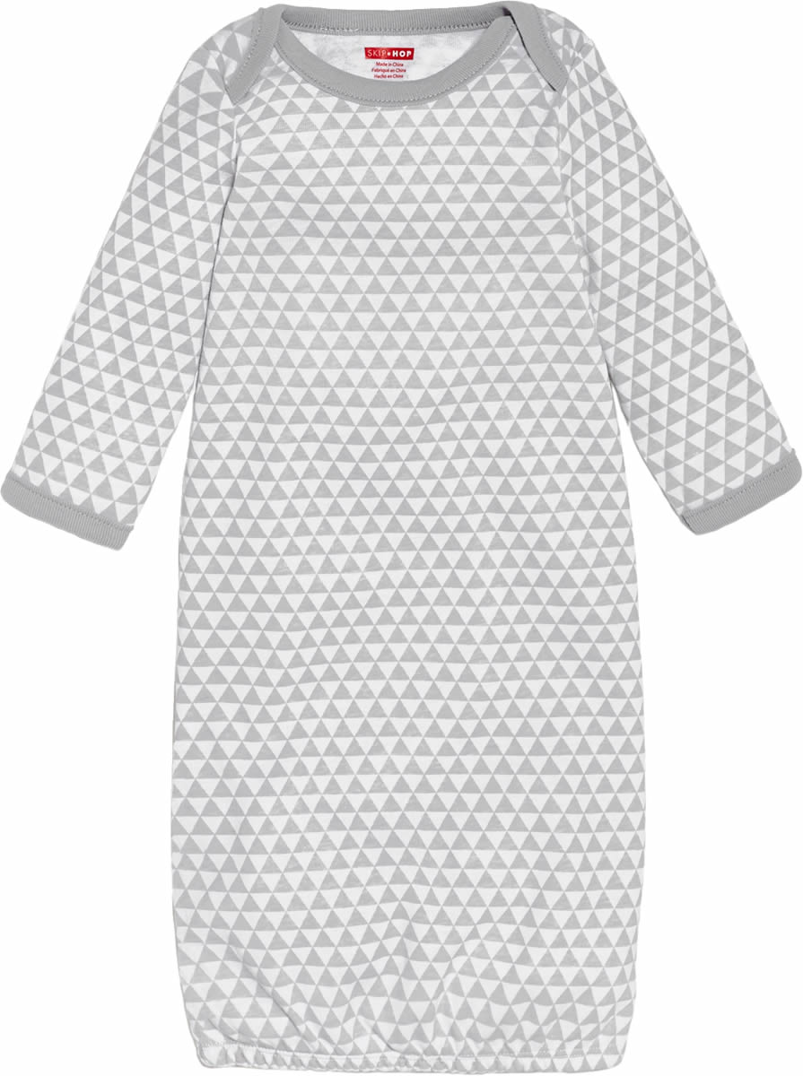 Skip Hop Petite Triangles Baby Gowns