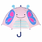 Skip Hop Zoo Little Kid Umbrella - Butterfly