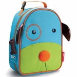Skip Hop Zoo Lunchies Insulated Lunch Bag - Dog