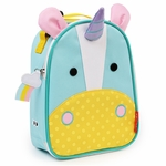 Skip Hop Zoo Lunchies Insulated Lunch Bag - Unicorn