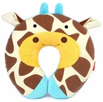 Skip Hop Zoo Travel Neck Rest - Giraffe