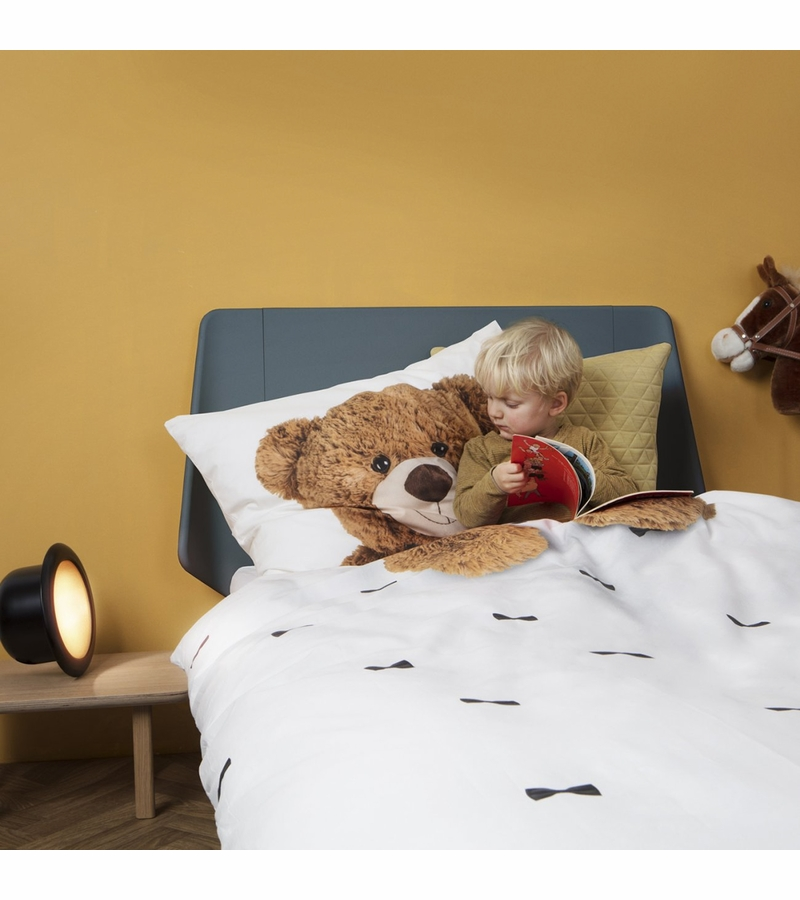 snurk duvet cover set twin teddy bear. Black Bedroom Furniture Sets. Home Design Ideas