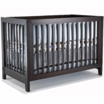 Sorelle City Lights Commuter Convertible Crib Espresso