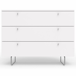 "Spot On Square Alto Dresser 45"" - White"