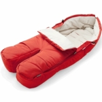 Stokke Footmuff - Red