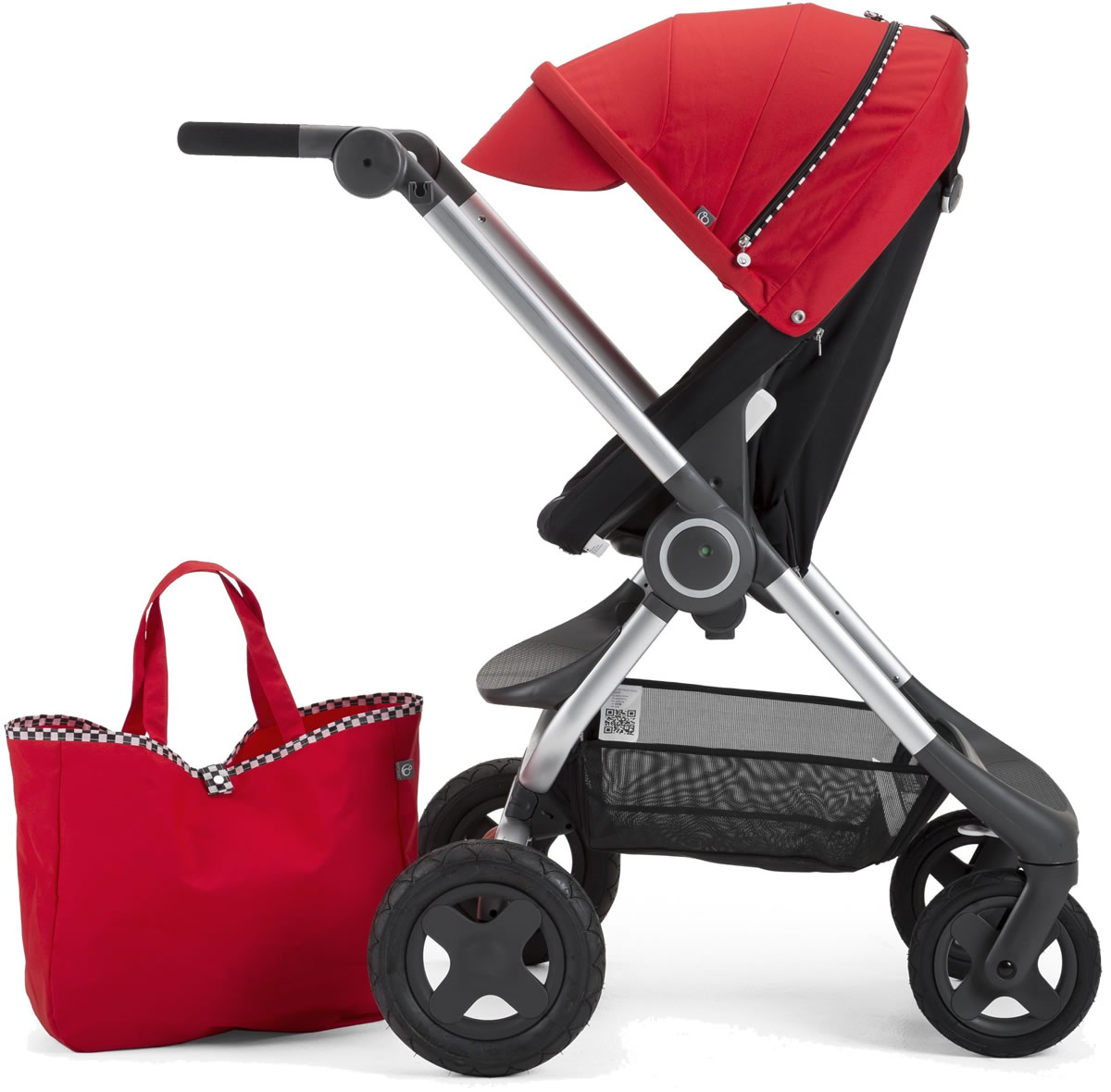 Stokke Scoot Style Kit - Racing Red